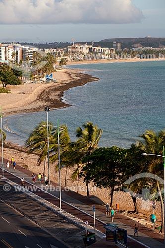 Assunto: Praia de Ponta Verde  / Local:  Maceió - Alagoas - AL  / Data: 2011
