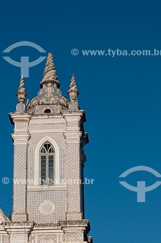 Assunto: Detalhe de arquitetura, Igreja dos Martírios  / Local:  Maceió - Alagoas - AL  / Data: 2011