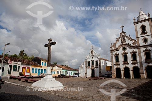 Assunto: Conjunto Arquitetônico Conventual Franciscano de Santa Maria Madalena em Marechal Deodoro, Patrimônio Nacional, fundada em 1611, primeira capital de Alagoas  / Local:  Alagoas - AL   / Data: 2011