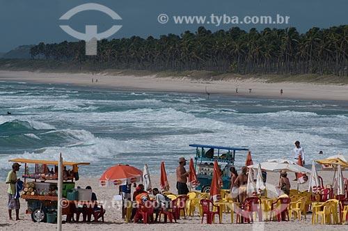 Assunto: Turismo na Praia do Francês  / Local:  Alagoas   / Data: 2011