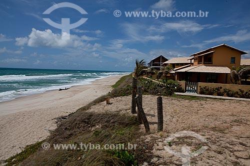 Assunto: Condominio de casas em Barra de São Miguel  / Local:  litoral sul de Maceió - Alagoas  / Data: 2011