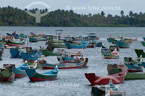 Assunto: Barcos no Delta do São Francisco  / Local:  Piaçabuçu - Alagoas  / Data: 2011