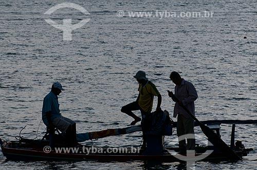 Assunto: Jangadas na Praia de Ponta Verde  / Local:  Maceió - Alagoas  / Data: 2011