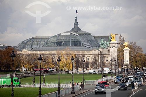 Assunto: Grand Palais des Champs-Elysées  / Local:  Paris - France  / Data: