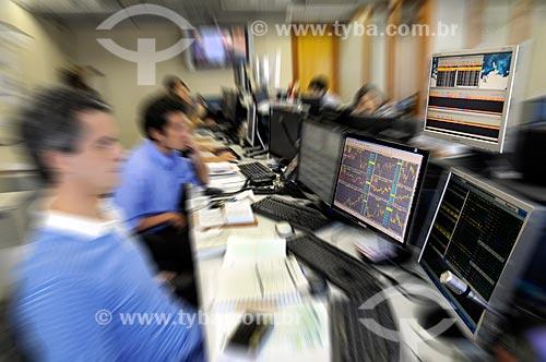 Assunto: Mercado Financeiro - Informática  / Local:  Rio de Janeiro - RJ - Brasil  / Data: 12/2009