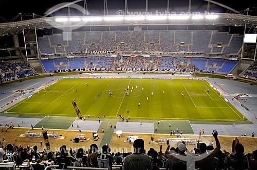 Assunto: Estádio Olímpico João Havelange ou Engenhão ou Stadium Rio no bairro de Engenho de Dentro  / Local:  Rio de Janeiro - RJ - Brasil  / Data: 09/2010