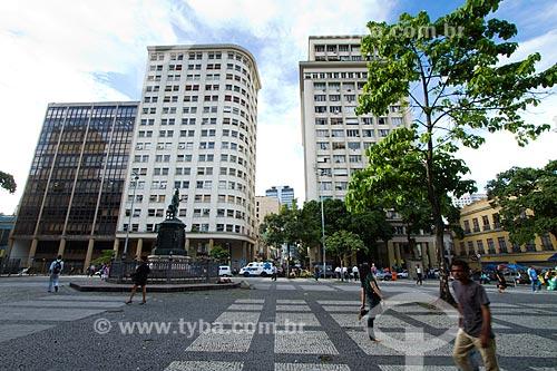 Assunto: Largo de São Francisco  / Local:  Centro - Rio de Janeiro - RJ  / Data: 01/2011