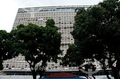 Assunto: Fachada do Hospital Federal do Andaraí  / Local:  Andaraí - Rio de Janeiro-Brasil  / Data: 10/2010