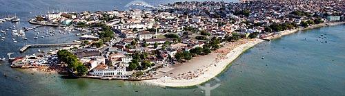 Assunto: Vista aérea da Ribeira, na península de Itapagipe  / Local:  Salvador - Bahia - BA  / Data: 01/2011