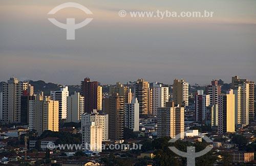 Assunto: Vista geral da cidade de Limeira  / Local:  Limeira - São Paulo - SP  / Data: 07/2009