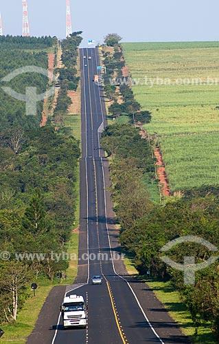 Assunto: Rodovia Raposo Tavares SP-270  / Local:  Agisse - SP  / Data: 04/2010