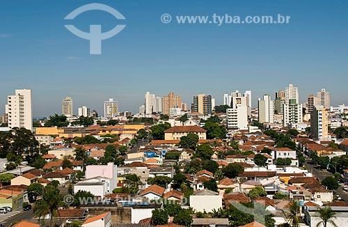 Assunto: Vista da cidade de Marília  / Local:  Marília - São Paulo - SP  / Data: 04/2010