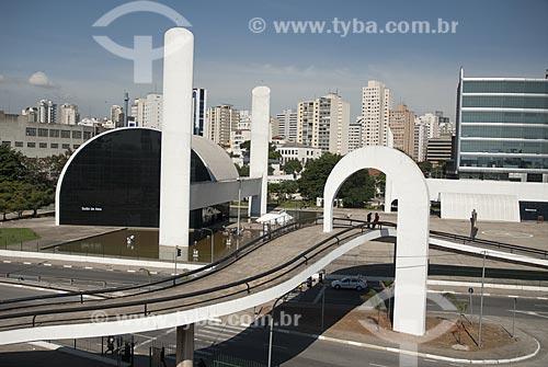 Assunto: Memorial da América Latina  / Local:  São Paulo - SP  / Data: 05/2007