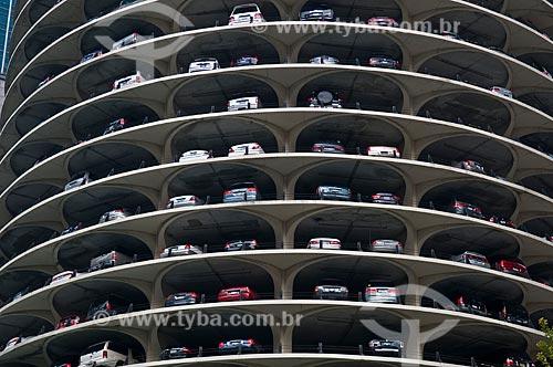 Assunto: Edifício Marina City em Chicago  / Local:  Chicago - Illinois - Estados Unidos da América - EUA  / Data: 09/2009