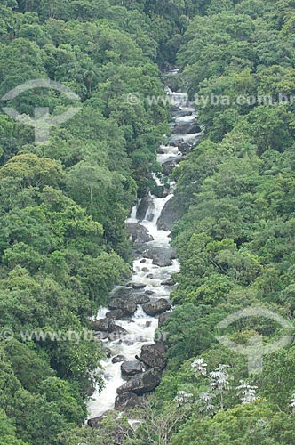 Assunto: Vista do Mirante do Último Adeus, no Parque Nacional do Itatiaia - Rio Campo Belo  / Local:  Rio de Janeiro - RJ - Brasil  / Data: 2008