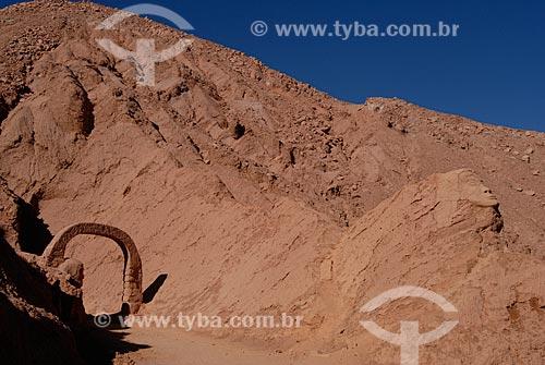 Assunto: Ruínas Pukará de Quitor - Último reduto Inca de resistência a invasão espanhola  / Local:  Perto de San Pedro de Atacama - Chile  / Data: 01/2011