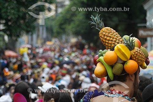 Assunto: Carnaval de Rua - Bloco Céu na Terra  / Local:  Santa Teresa - Rio de Janeiro - RJ - Brasil  / Data: 03/2011