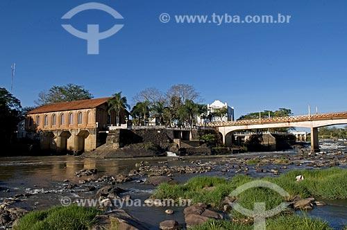 Assunto: Vista do Ecomuseu municipal e do Rio Mogi Guaçu / Local: Pirassununga - São Paulo (SP) - Brasil  / Data: 08/2009