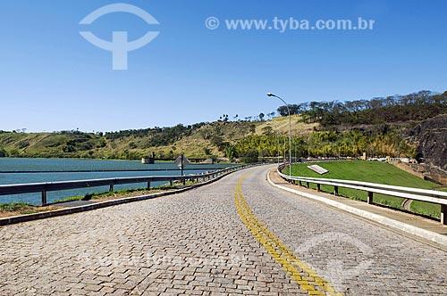 Assunto: Barragem Euclides da Cunha  / Local: São José do Rio Pardo - São Paulo (SP) - Brasil  / Data: 08/2009