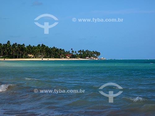 Assunto: Praia de Burgalhau - Região Costa dos Corais / Local: Maragogi - Alagoas (AL) - Brasil / Data: 03/2011