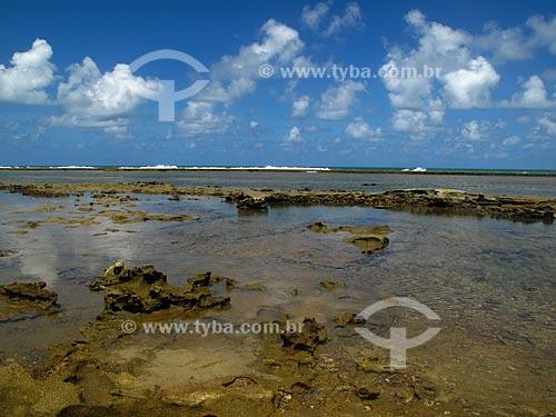 Assunto: Praia de Muro Alto - Porto de Galinhas / Região Costa dos Corais -  / Local: Ipojuca - Pernambuco (PE) - Brasil / Data: 03/2011