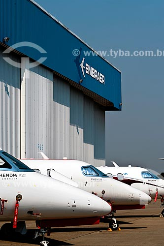 Assunto: Fabricação de avião na indústria aeronáutica Embraer / Local: São José dos Campos (SP) - Brasil / Data: 08/2010