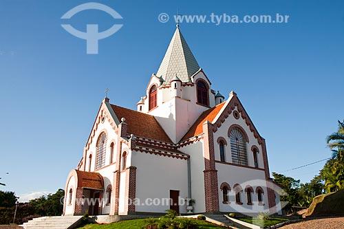 Assunto: Igreja Evangélica Martin Luther / Local: Ibirama - Santa Catarina (SC) - Brasil / Data: 04/03/2011