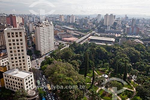 Parque Municipal Américo Renné Giannetti (1897) - Idealizado pelo engenheiro Aarão Reis e projetado pelo arquiteto francês Paul Villon. Foi inspirado nos parques franceses da Belle époque  - Belo Horizonte - Minas Gerais - Brasil