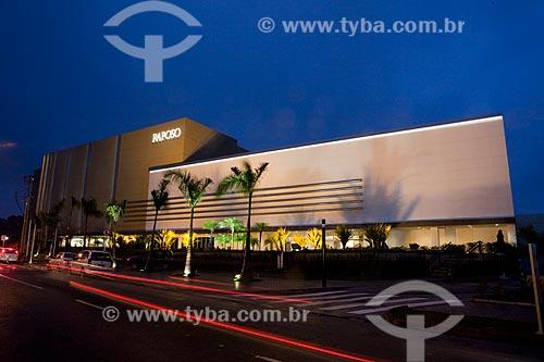 Assunto: Fachada do Raposo Shopping / Local: São Paulo (SP) - Brasil / Data: 03/2011