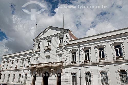 Assunto: Palácio Lauro Sodré - Museu do Estado do Pará / Local: Belém - Pará (PA) - Brasil  / Data: 04/2010