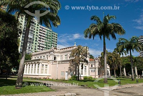 Assunto: Instituto de Ciências da Arte - UFPA / Local: Belém - Pará (PA) - Brasil  / Data: 04/2010