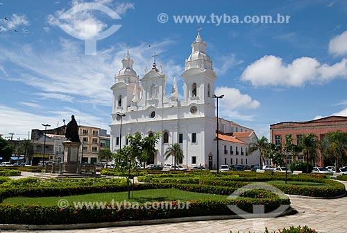 Assunto: Igreja de Nossa Senhora das Graças - Catedral / Local: Belém - Pará (PA) - Brasil  / Data: 04/2010