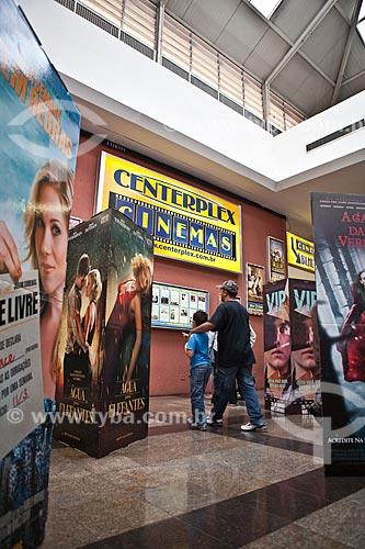 Assunto: Cinema do Mogi Shopping  / Local: Mogi das Cruzes - São Paulo (SP) - Brasil / Data: 03/2011