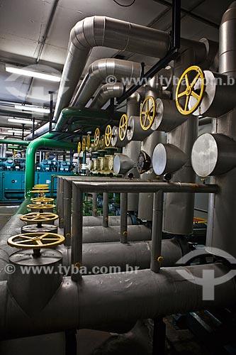 Assunto: Sistema de ar-condicionado do West Plaza Shopping / Local: São Paulo (SP) - Brasil / Data: 03/2011