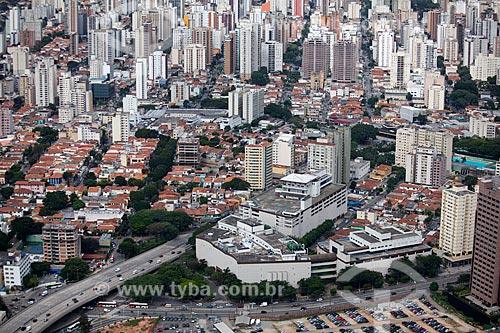 Assunto: Vista aérea do West Plaza Shopping / Local: Água Branca - São Paulo (SP) - Brasil / Data: 03/2011