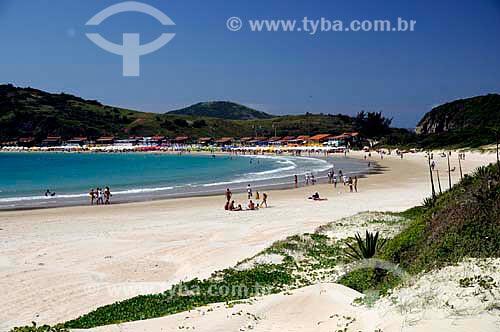 Assunto: Praia das Conchas  / Local: Peró - Cabo Frio - Rio de Janeiro (RJ) - Brasil  / Data: 12/2010