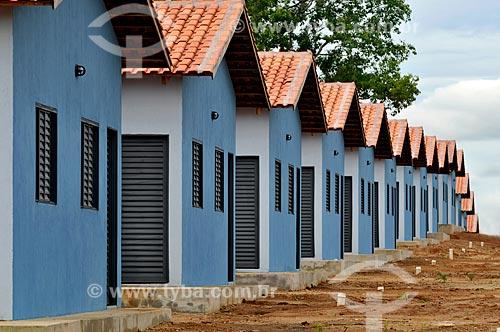 Assunto: Vista de um Conjunto habitacional  / Local: Taquaralto - Palmas - Tocantins (TO) - Brasil / Data: 02/2011