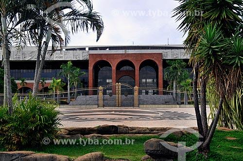 Assunto: Vista da fachada do Palácio Araguaia   / Local: Palmas - Tocantins (TO) - Brasil / Data: 02/2011
