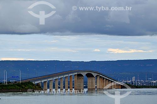 Assunto: Ponte da Amizade e da Integração ligação entre as cidades de Palmas e Paraíso do Tocantins / Local: Palmas - Tocantins (TO) - Brasil / Data: 02/2011