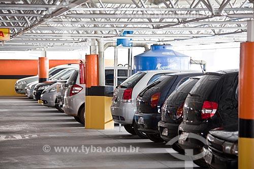 Assunto: Estacionamento do Shopping Cidade / Local: Belo Horizonte - Minas Gerais (MG) - Brasil / Data: 03/2011