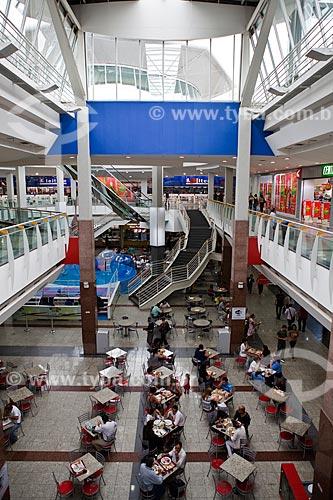 Assunto: Átrio do Itaú Power Shopping  / Local: Contagem - Minas Gerais (MG) - Brasil / Data: 03/2011