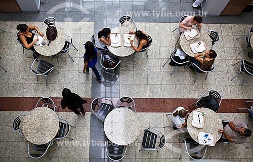 Assunto: Praça de alimentação do Itaú Power Shopping / Local: Contagem - Minas Gerais (MG) - Brasil / Data: 03/2011
