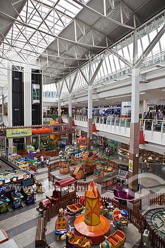 Assunto: Parque infantil no Itaú Power Shopping / Local: Contagem - Minas Gerais (MG) - Brasil / Data: 03/2011