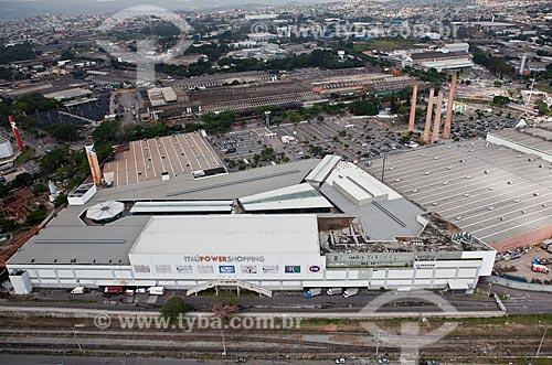 Assunto: Vista aérea do Itaú Power Shopping  / Local: Contagem - Minas Gerais (MG) - Brasil / Data: 03/2011