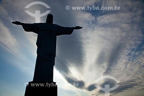 Assunto: Estátua do Cristo Redentor / Local: Rio de Janeiro  -  RJ  -  Brasil / Data: 10/2010