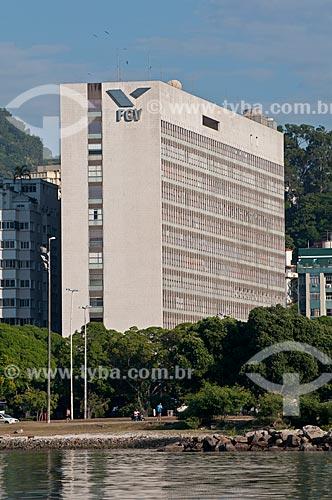 Assunto: Prédio da Fundação Getúlio Vargas / Local: Botafogo - Rio de Janeiro (RJ) - Brasil / Data: 02/2010