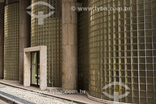Assunto: Sede do Banco Boa Vista / Local: Centro - Rio de Janeiro (RJ) - Brasil  / Data: 12/2009