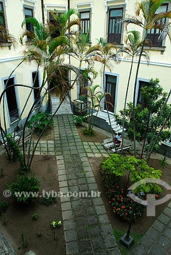 Assunto: Pátio do Colégio Pedro II  / Local: Centro - Rio de Janeiro (RJ) - Brasil  / Data: 12/2009