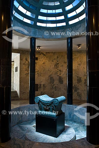 Assunto: Vista do interior do Pantheon Duque de Caxias / Local: Centro - Rio de Janeiro (RJ) - Brasil  / Data: 12/2009