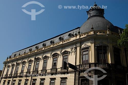 Assunto: Vista da fachada do Colégio Dom Pedro II / Local: Centro - Rio de Janeiro (RJ) - Brasil  / Data: 12/2009